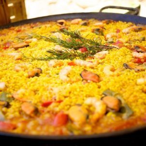 paella flickr
