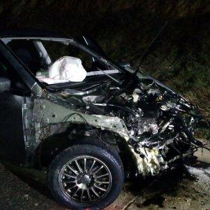 Accident trànsit B-221 Tavalera (Segarra) - ACN