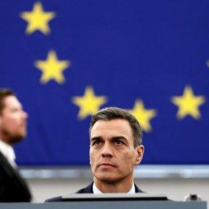 pedro sanchez parlament europeu efe
