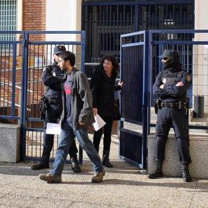 comissaria Girona detenció alcaldes   Carles Palacio