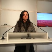 Maria Sirvent CUP Parlament