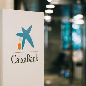 caixabank logo CBK