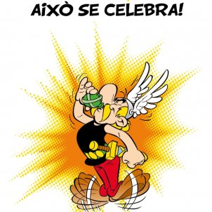 asterix 60 anys