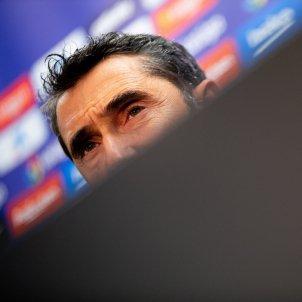 Ernesto Valverde Barça EFE