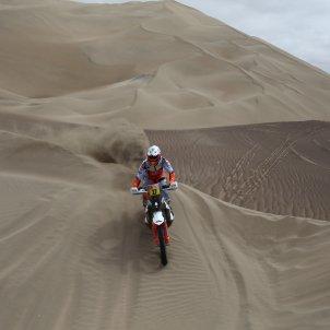 Laia Sanz Dakar 2019 EFE