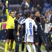 Marcelo Recio Vinícius Leganés Reial Madrid EFE