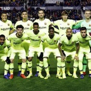 Llevant Barça Copa Rei FC Barcelona