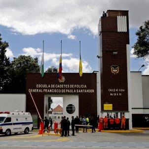 atemptat colombia academia policia EFE