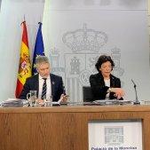 """El govern espanyol desautoritza el PSOE extremeny: """"El 155 seria una usurpació del poder"""""""