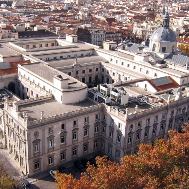 Tribunal Supremo - Foto Wikimedia