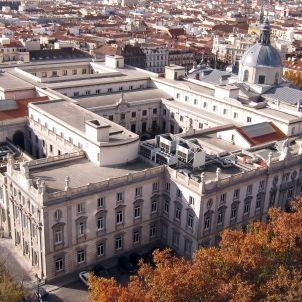 Tribunal Supremo - foto FDV (Wikimedia)