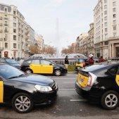 ELNACIONAL Vaga taxi Barcelona - Sergi Alcàzar