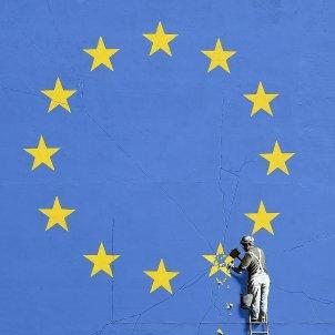 Bansky brexit EFE