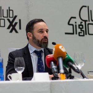 santiago abascal club S XXI - @vox_es