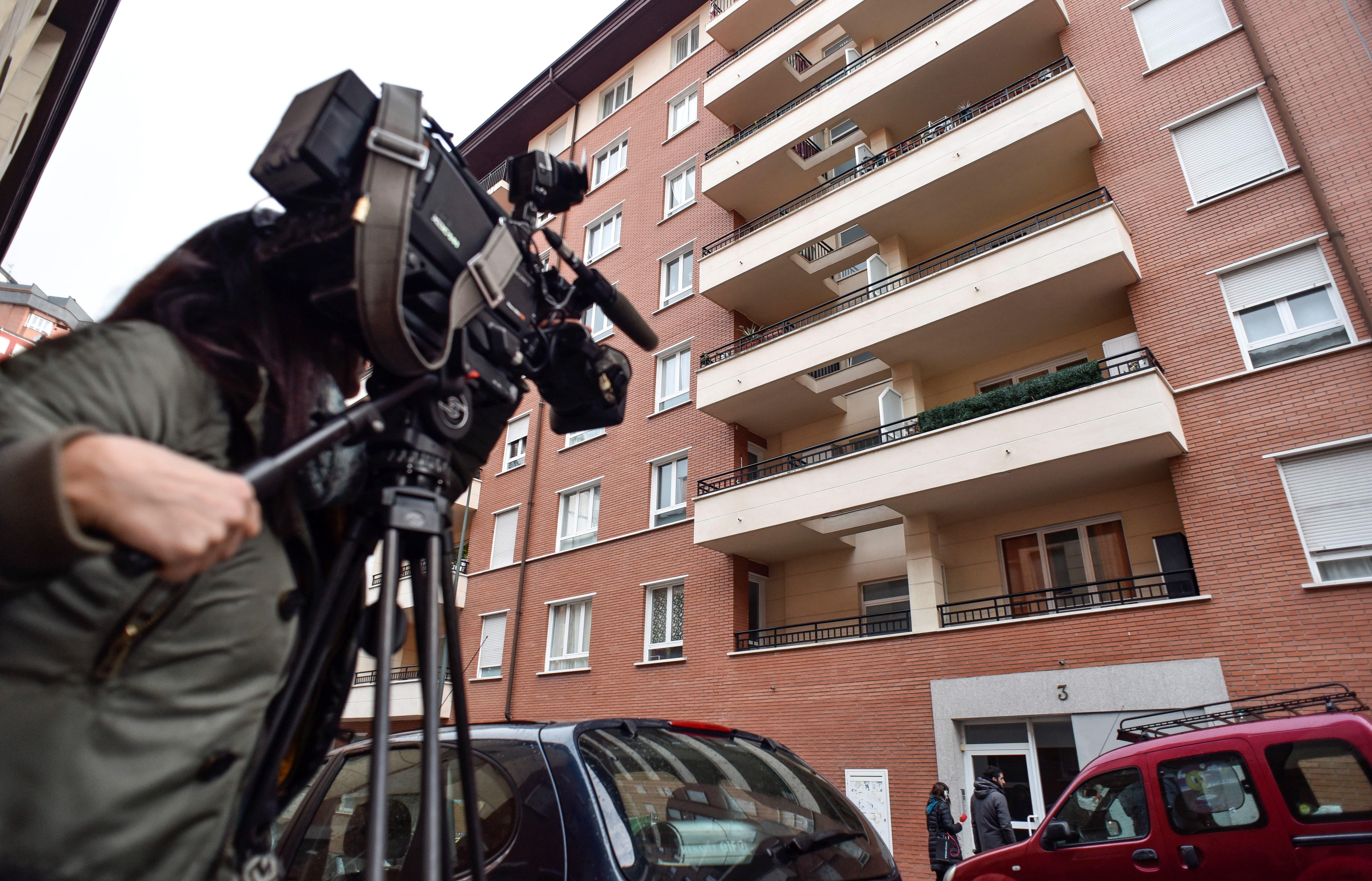 nena morta Bilbao gener 2019 Efe