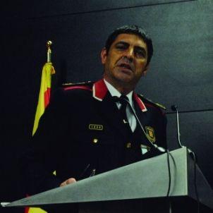 Josep Lluís Trapero, comissari en cap dels Mossos /Gencat