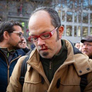 Alfonso Congostrina ferit vaga taxi EP
