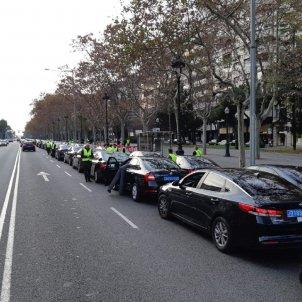protesta uber cabify @arnaumane