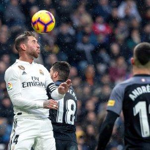 Sergio Ramos Madrid Sevilla EFE