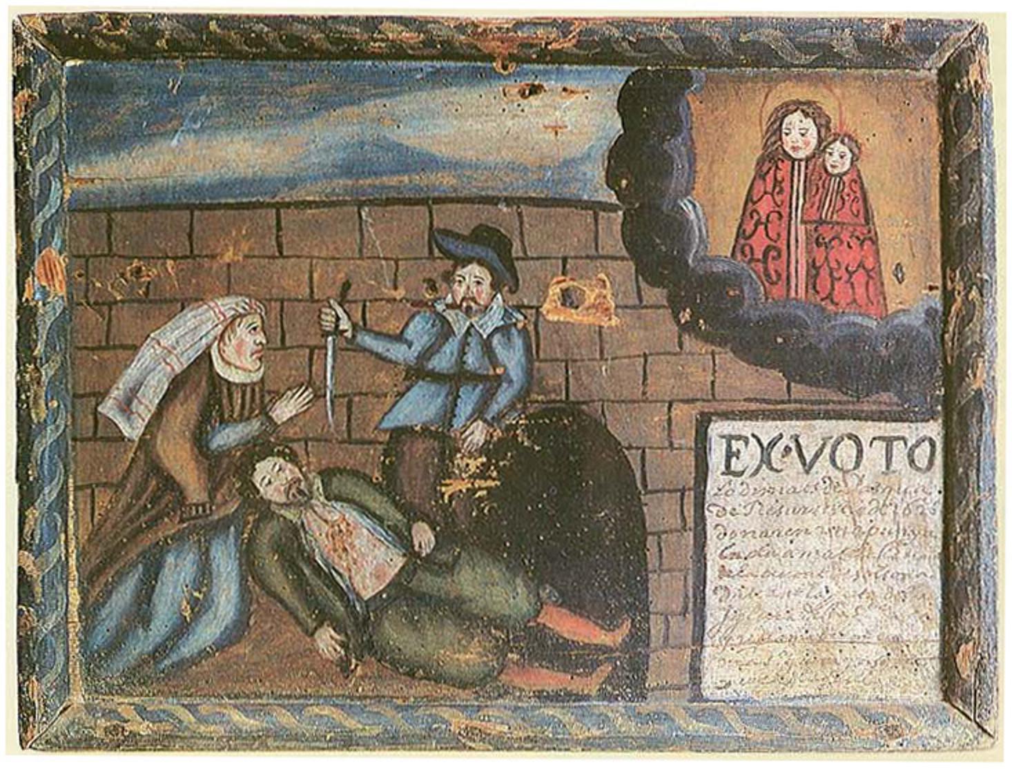 representacio d un crim en el context del bandolerisme solsona 1626 font enciclopedia 1