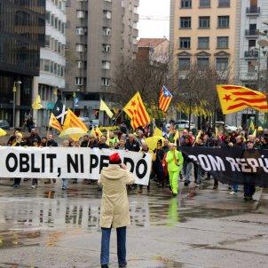 Marxa Groga Girona ACN
