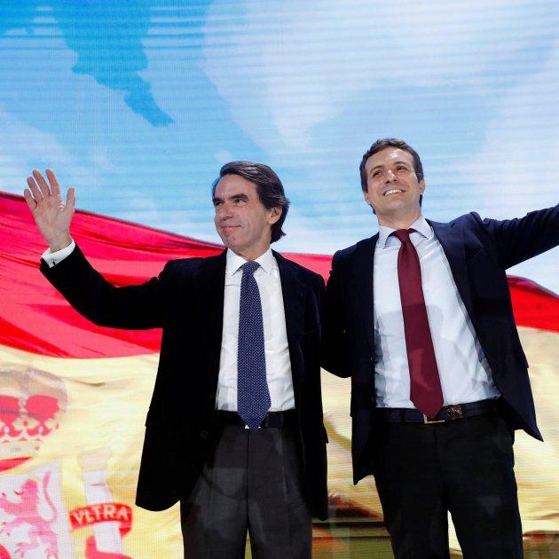 Casado Aznar Efe