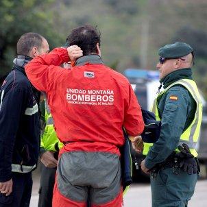 Equips rescat Totalán Julen Malaga 20 gener 2019 EFE