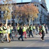 taxistes armilles grogues   Anton Rosa