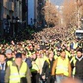 marxa taxistes cap al Parlament   Sergi Alcázar