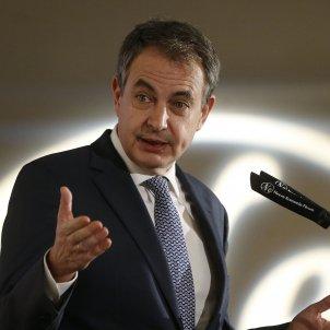 José Luis Rodríguez Zapatero / Efe