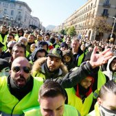 EL NACIONAL taxistes Parlament   Sergi Alcàzar