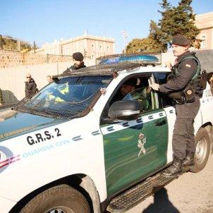 guardia civil port barcelona taxi el nacional sergi alcazar