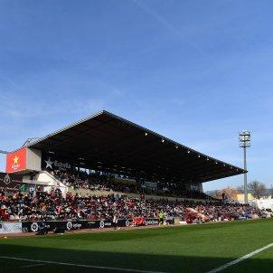 Reus estadi Municipal CF Reus Deportiu