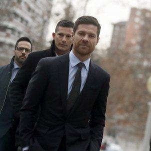 Xabi Alonso judici EFE