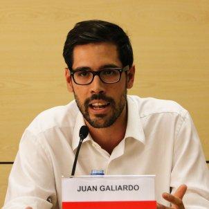 Juan Galiardo director general Uber ACN