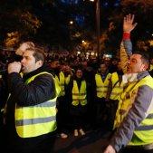 ELNACIONAL vaga taxistes conselleria territori - sergi alcazar