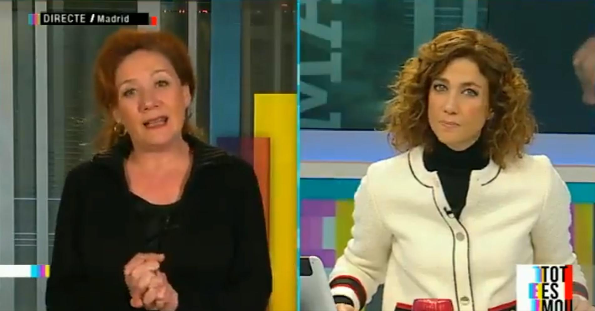 Cristina Fallarás Tot es mou tv3