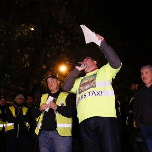 assemblea vaga taxi conselleria territori - Sergi Alcàzar