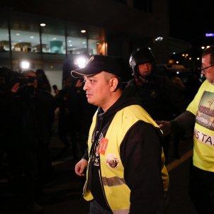 Tito Álvarez assemblea vaga taxi conselleria territori - Sergi Alcàzar
