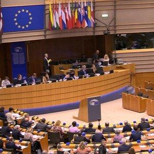parlament europeu brusselles europa press