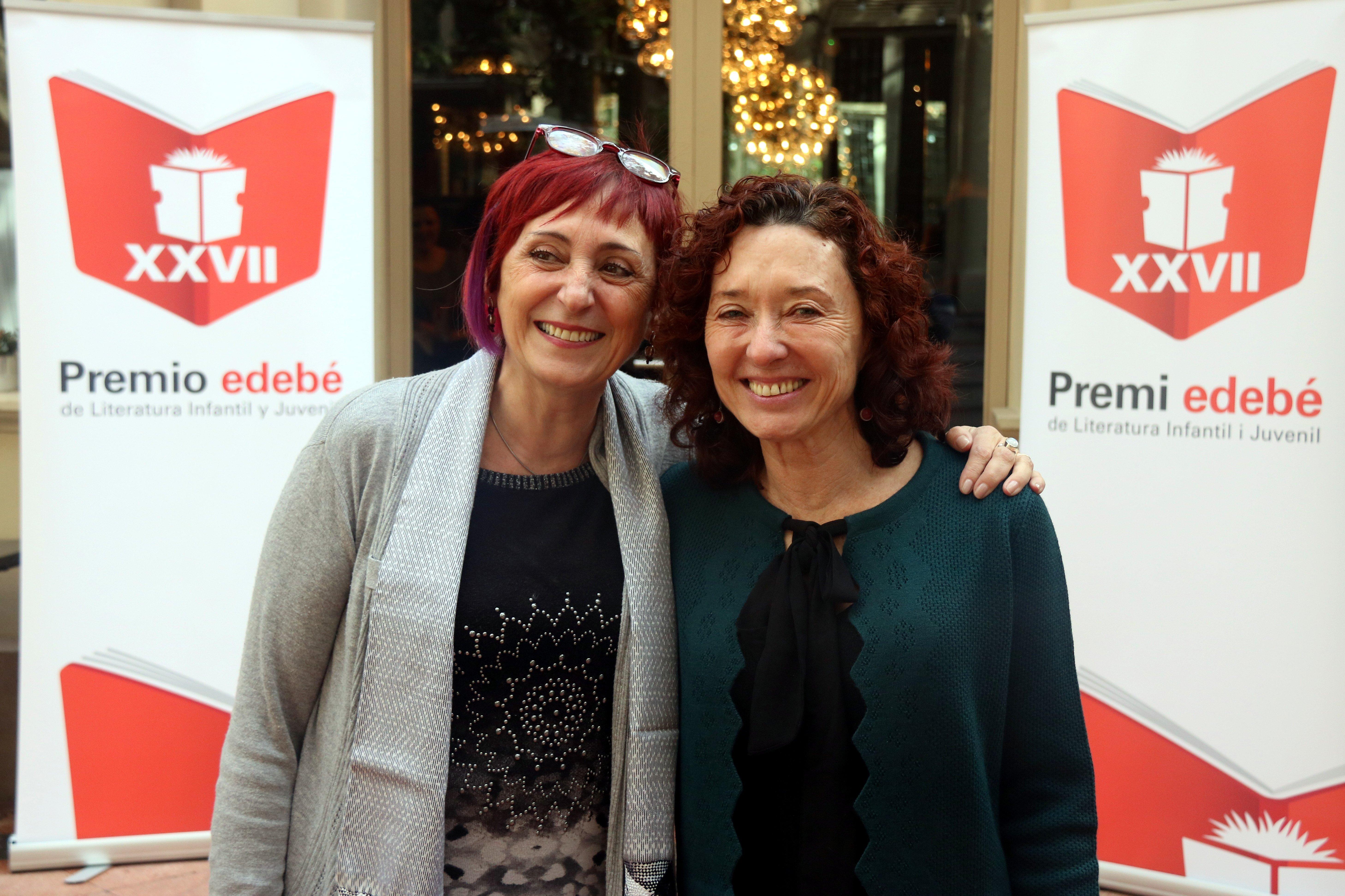 Premi Edebé Maite Carranza Elia Barcelo ACN