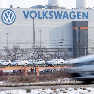 planta de Volkswagen en Zwickau (Alemania) EFE