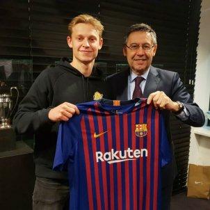 bartomeu de jong barça FC Barcelona