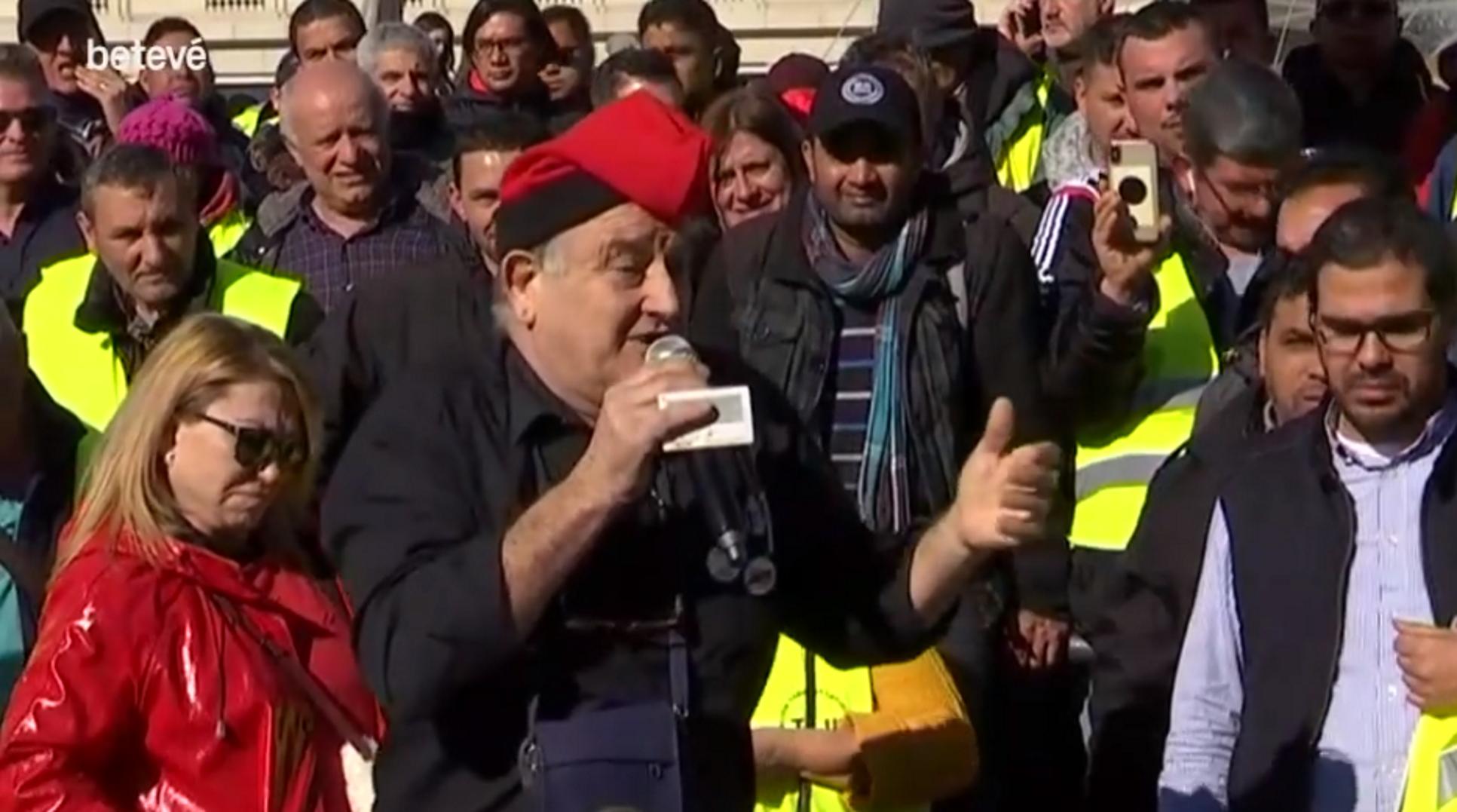 taxista del català BTV