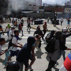 protestes venezuela - efe