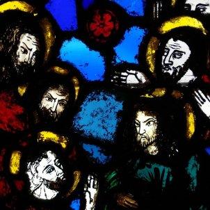 vitralls santa maria del mar riosta