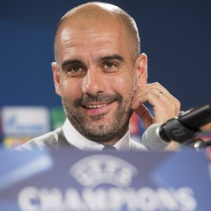 Pep Guardiola Manchester City EFE (2)