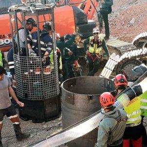 miners rescat julen pou - efe