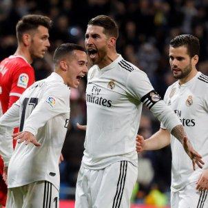 Sergio Ramos Reial Madrid Girona EFE