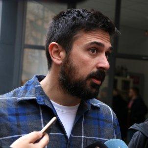 Podemos Ramón Espinar ACN